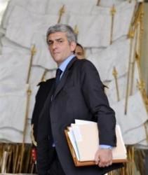 ministre défense Hervé MORIN
